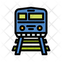 Train Railway Metro Train Icon