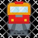 Train Public Transport Icon
