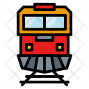 Train Public Transport Icon