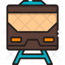 Train Gold Mining Train Mining Train Icon
