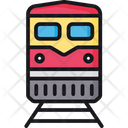 Train Railway Rail Icon