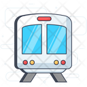 Public Train Train Public Transport Icon
