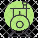 Train Engine Toy Icon