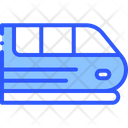Travel Transport Train Icon
