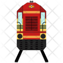 Railroad Train Icon