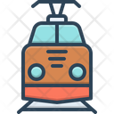 Train Subway Railway Icon