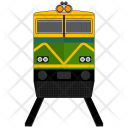 Train Railroad Icon