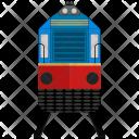 Train Engine Locomotive Icon