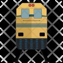 Train Transportation Locomotive Icon
