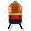 Locomotive Railroad Train Icon