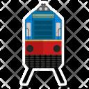 Train Transportation Icon