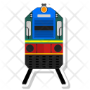 Locomotive Railroad Railway Icon