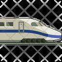 Train Transportation Transport Icon
