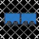 Train Rail Toy Icon