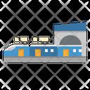 Train Railway Metro Icon