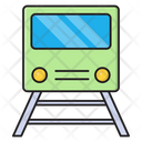 Train Rail Transport Icon