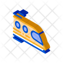 Transport Bus Train Icon