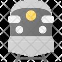 Train Railway Railroad Icon