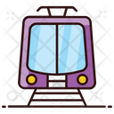 Train Transport Railway Icon