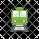 Train Railway Transport Icon
