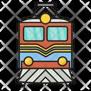 Train Rail Public Icon