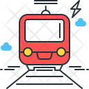 Train Smart Automation Icon