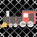 Train Engine Controlling Icon