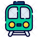 Transport Railway Transportation Icon