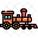 Train Toy Transport Icon
