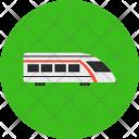 Train Electric Travel Icon