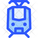 Adventure Travel Train Icon