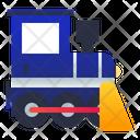 Train Railway Vehicle Icon