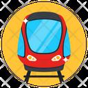 Train Tram Transport Icon