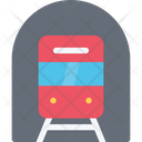 Train Railway Travel Icon