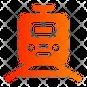 Train Railway Rail Icon