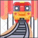 Train Tram Subway Icon
