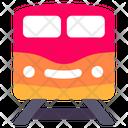 Train Subway Public Transport Icon
