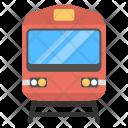 Train Transport Retro Icon
