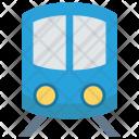 Train Rail Vehicle Icon