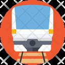Train Railway Transportation Icon
