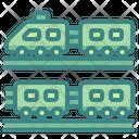 Train Rail Transport Icon