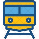 Tram Train Transport Icon