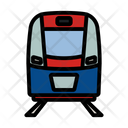 Train Speed Railway Icon