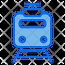 Train Vehicle Transportation Icon