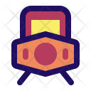 Train Railway Public Icon