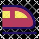 Train Bullet Speed Icon