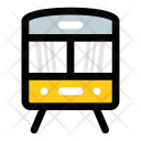 Train Railway Delivery Icon