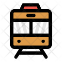 Train Railcar Railway Icon