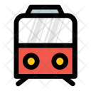 Delivery Shipping Train Icon