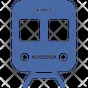 Train Monorail Public Icon